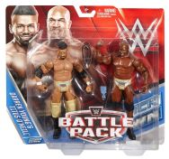 WWE Battle Pack Series 39 Darren Young & Titus O'Neill